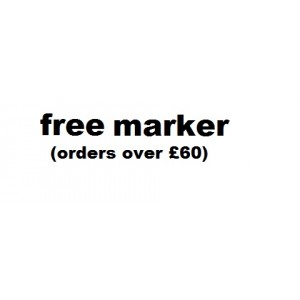 Free Marker (orders over £60)