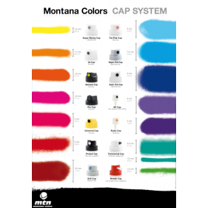 Montana Colors Caps