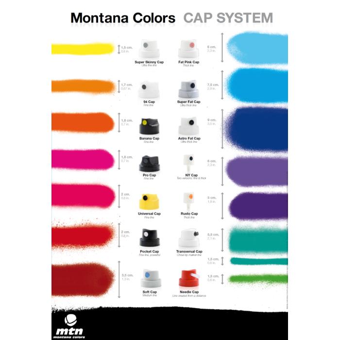 montana colors caps