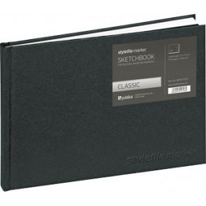 Stylefile Marker Classic A5 blackbook - horizontal