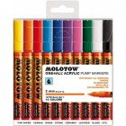 Molotow ONE4ALL 127HS basic Kit I 10pcs. Box