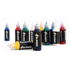 OTR.655 Slimer pigment paint squeeze marker