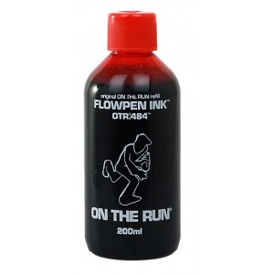 On The Run FLOWPEN OTR484 Ink refill 200ml