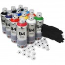 Montana 94 spray paint 12 pack